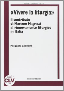 """Copertina di '""""Vivere la liturgia""""'"""
