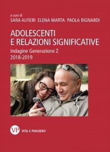 Copertina di 'Adolescenti  e relazioni significative'