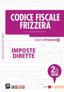 Copertina di 'Codice Fiscale Frizzera Imposte Dirette 2A/2018'