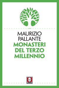 Copertina di 'Monasteri del terzo millennio.'