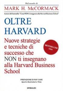 Copertina di 'Oltre Harvard'