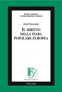 Copertina di 'Il diritto nella fiaba popolare europea'
