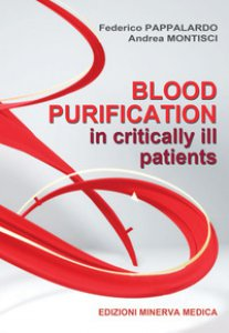 Copertina di 'Blood purification in critically ill patients'