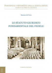 Copertina di 'Lo statuto giuridico fondamentale del fedele'