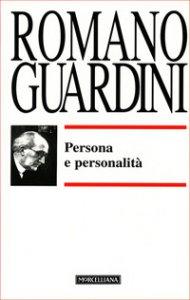 Copertina di 'Persona e personalità'