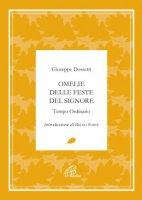 Omelie delle feste del signore - Giuseppe Dossetti