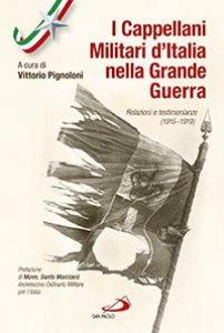 Copertina di 'I Cappellani militari d'Italia nella grande guerra'