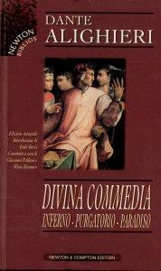 Copertina di 'Divina Commedia. Inferno-Purgatorio-Paradiso'