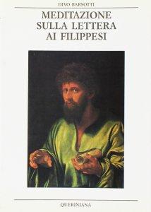 Copertina di 'Meditazione sulla Lettera ai Filippesi'