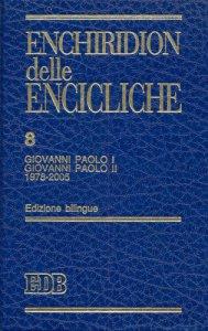 Copertina di 'Enchiridion delle Encicliche. 8'