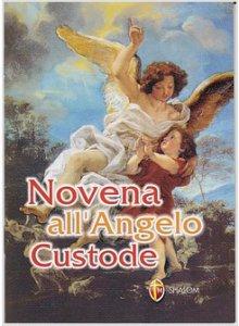 Copertina di 'Novena all'angelo custode'