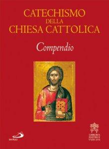 Copertina di 'Catechismo della Chiesa cattolica. Compendio'