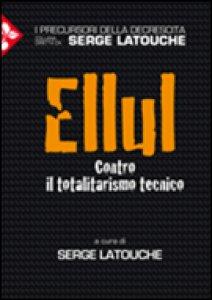 Copertina di 'Jacques Ellul'