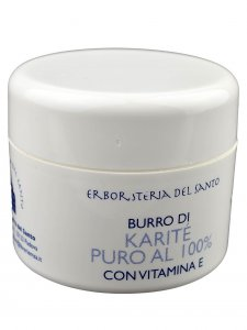 Copertina di 'Burro di karitè 100 ml.'
