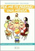 Per me tu prepari una mensa - Mariano Pappalardo, Luca Scolari