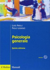Copertina di 'Psicologia generale'