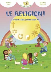 Copertina di 'Le religioni'