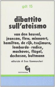 Copertina di 'Dibattito sull'ateismo  (gdt 015)'