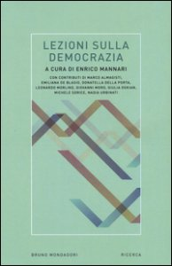 Copertina di 'Lezioni sulla democrazia'
