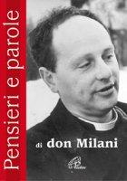 Pensieri e parole di Don Lorenzo Milani