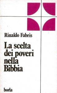 Copertina di 'La scelta dei poveri nella Bibbia'