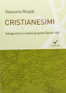 Copertina di 'Cristianesimi nell'antichità'