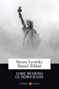 Copertina di 'Come muoiono le democrazie'