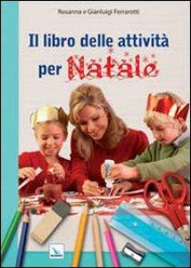 Copertina di 'Il libro delle attività per Natale'
