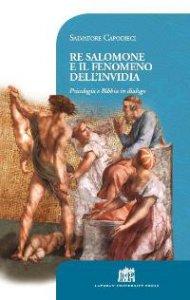 Copertina di 'Re Salomone e il fenomeno dell'invidia'