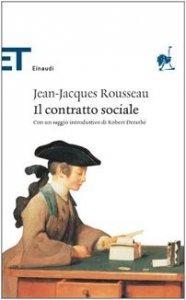 Copertina di 'Il contratto sociale'