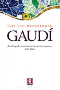 Copertina di 'Gaudì'