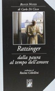 Copertina di 'Ratzinger'