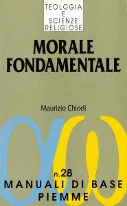 Copertina di 'Morale fondamentale'