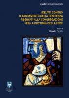 I delitti contro il sacramento della penitenza riservati alla Congregazione per la Dottrina della Fede
