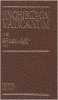 Enchiridion Vaticanum [vol_18]