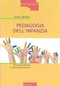 Copertina di 'Pedagogia dell'infanzia'