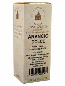 Copertina di 'Olio essenziale arancio dolce 12 ml.'