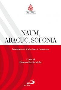 Copertina di 'Naum, Abcuc, Sofonia'