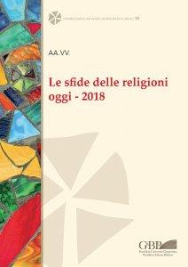 Copertina di 'Le sfide delle religioni oggi - 2018'
