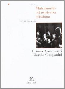 Copertina di 'Matrimonio ed esistenza cristiana'