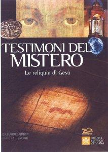 Copertina di 'Testimoni del mistero'