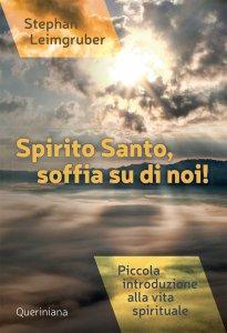 Copertina di 'Spirito Santo, soffia su di noi!'