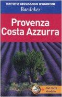 Provenza. Costa Azzurra. Con carta stradale 1:670 000 - Levati Ombretta