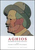 Aghios. Quaderni di studi sveviani