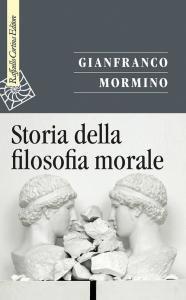 Copertina di 'Storia della filosofia morale'