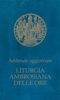 Liturgia ambrosiana delle ore di  su LibreriadelSanto.it
