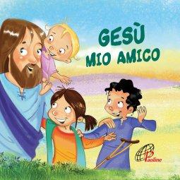 Copertina di 'Gesù mio amico'