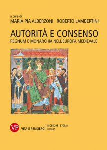 Copertina di 'Autorità e consenso'