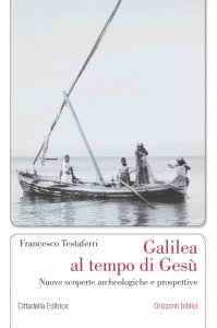 Copertina di 'Galilea al tempo di Gesù'