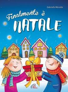 Copertina di 'Finalmente è Natale (spartito)'